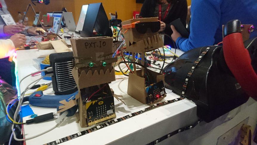 Bett Show Robots