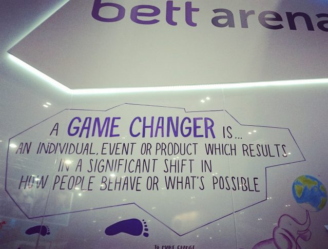 Bett2017 Game Changer