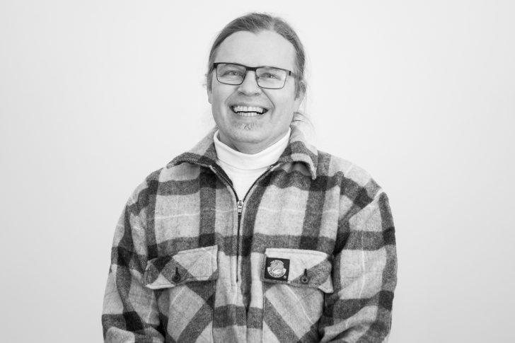 Tilassa Oy:n perustaja Harri Markkula