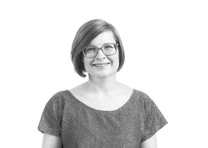 Yritys- ja oppimisympäristöjen suunnittelija Laura Euro